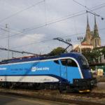 "Lokomotiva Taurus dostala jméno ""Spirit of Brno"""
