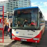 Na linkách Pražské integrované dopravy jezdí nové autobusy