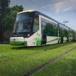 V maďarském Miskolci jezdí tramvaj vyrobená v Plzni