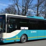 Nové nízkopodlažní autobusy Iveco Crossway budou jezdit na linkách ve Středočeském kraji
