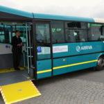 Nové autobusy jezdí na Moravě díky evropským dotacím