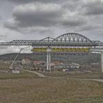 Bednění Doka pomáhá při stavbě čtyř mostů slovenské dálnice D1