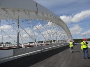 Trojský most foto L.B.20.8.2014