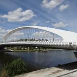 Nový Trojský most v Praze projde zatěžkávacími zkouškami