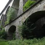 Sychrovský viadukt slouží už 156 let
