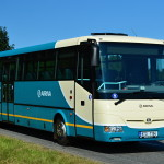 Společnost Arriva Morava pořizuje nové autobusy v nových barvách