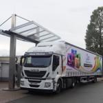 Společnost Bonett otevřela v Hradci Králové novou veřejnou plnicí stanici CNG