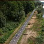 Cyklostezka Zbraslav – Jarov naváže na nově budovaný úsek až do Vraného nad Vltavou
