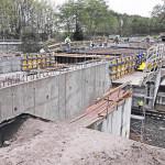 Rekonstrukce mostu u Janova