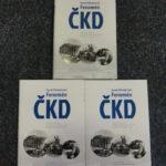 """Soutěž o 3 knihy  """"Fenomén ČKD"""""""