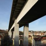 I v letošním roce musí řidiči počítat s dopravním omezením na Nuselském mostě v Praze