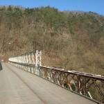 Oblíbený most filmařů najdete u Kácova