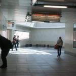 Stanice metra ve fotografiích (Bořislavka)