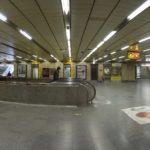 Stanice metra ve fotografiích (Můstek – trasa B)