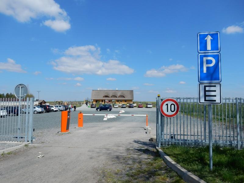 parkoviště u ZOO CHleby