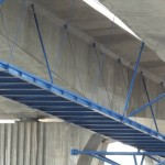 Most – lávka pro cyklisty Lahovice