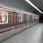 Fungování Metra B – Vysočanská – Českomoravská