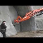 Tunel Radotín – zahájení