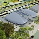 Začala stavba nové železniční stanice v Karlových Varech