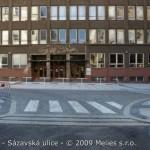 Ulice Sázavská – slideshow