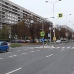 Přechod pro chodce Praha  9 – Prosek