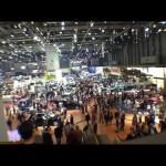 Autosalon Geneva 2007 – prichod