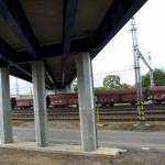 Silniční most přes železnici – Studénka – slide show