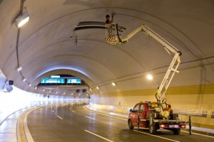 tunel Blanka-zkoušky