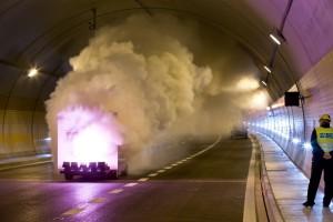 tunel Blanka - zkoušky
