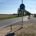 Cyklisté mohou jezdit z Pardubic do Ostřešan po nové cyklostezce