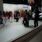 Na frankfurtském autosalónu 2015 se předvedla nová jednokolka