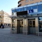 Další stanice pražského metra nabízí bezbariérový přístup