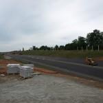Řidiči už mohou využívat nový úsek silnici R6 Lubenec – Bošov