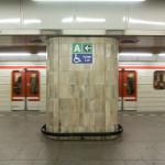 Dnes v 15:00 se otevírá nový výtah v metru