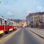 Historická tramvaj 19.3.2016