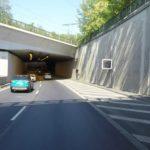 Krátkodobá uzavírka Zlíchovského tunelu
