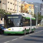 V Plzni slaví výročí provozu a výroby trolejbusů