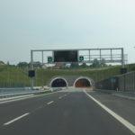 V tunelu Klimkovice se instaluje nový detekční systém