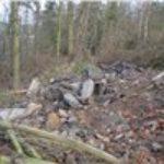 Česká inspekce životního prostředí uložila stavební firmě pokutu