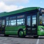 V Českých Budějovicích testují autobus s plynovým pohonem