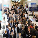 Veletrh námořního průmyslu probíhá každé dva roky na výstavišti Hamburg Messe