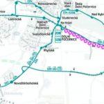 Dočasná změna trasy a zastávek pro linky číslo 109, 163, 224 a 903 – aktualizováno