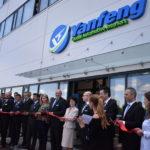 Světová jednička v automobilových interiérech otevřela výrobní závod v Plané nad Lužnicí