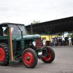 Historické traktory mají stále svůj půvab