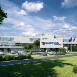 EUROVIA CS si staví nové sídlo vPraze 4