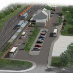 VBroumově začínají stavět nový dopravní terminál
