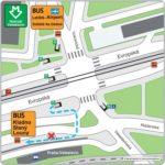 Nádraží Veleslavín: dočasné omezení vstupu a výstupu ze stanice metra