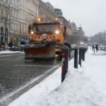 Jak je Praha připravena na zimní období 2017/2018 ?