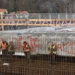 Oprava mostu přes Vltavu komplikuje dopravu