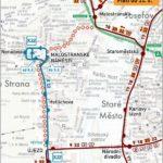 Újezd – Malostranská: dočasné přerušení provozu tramvají